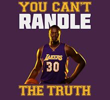 You Can't Randle The Truth Unisex T-Shirt