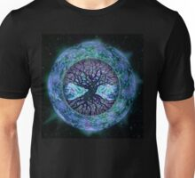 Planet Earth Circle of Life Unisex T-Shirt