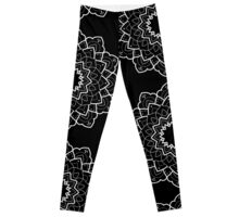 Astral Geometry: Projections Leggings