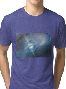 Lucifer's Ephemeral Presence Tri-blend T-Shirt