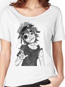 0 murdoc Women's Relaxed Fit T-Shirt