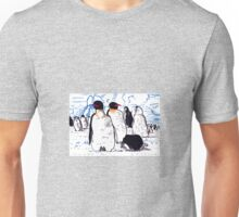 Antarctic Colony Unisex T-Shirt