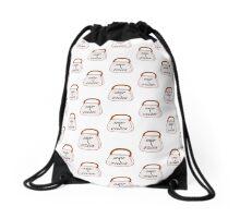 Shop O'Clock  Drawstring Bag