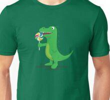 Dino Like Lolipop Unisex T-Shirt
