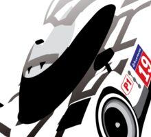 Porsche 919 2015 Le Mans 24hr Winner Hulkenberg, Tandy, Bamber Sticker