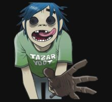 0 gorillaz One Piece - Short Sleeve