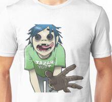 0 gorillaz Unisex T-Shirt