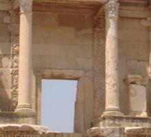 Ephesus - Library Facade Sticker