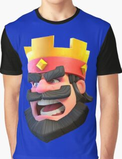 RoYalE Graphic T-Shirt