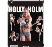 HOLLY HOLM UFC iPad Case/Skin