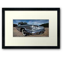 Thunderbird Framed Print
