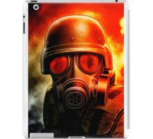 Hunk - The Umbrella Chronicles iPad Case/Skin
