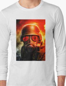 Hunk - The Umbrella Chronicles Long Sleeve T-Shirt
