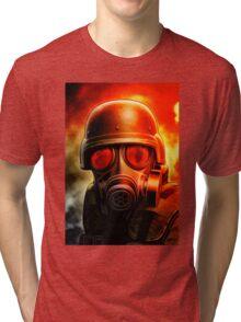 Hunk - The Umbrella Chronicles Tri-blend T-Shirt