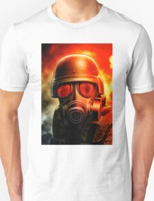 Hunk - The Umbrella Chronicles Unisex T-Shirt