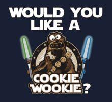 Would you like a Cookie Wookie? Kids Tee