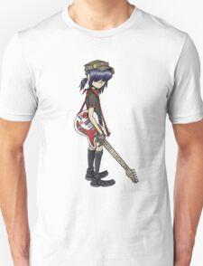gorillaz noodle Unisex T-Shirt