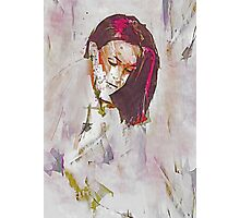 Collections Contemporary Abstract Portrait Photographic Print