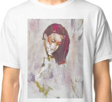 Collections Contemporary Abstract Portrait Classic T-Shirt