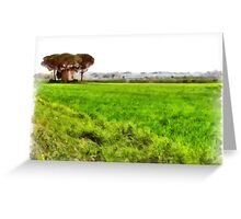 Countryside Greeting Card