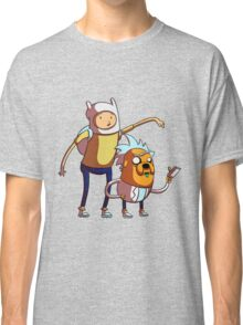 rick and morty adventure Classic T-Shirt