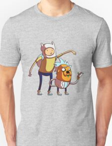 rick and morty adventure Unisex T-Shirt