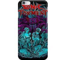 sonic torment iPhone Case/Skin