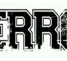 terror Sticker