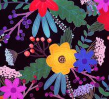 Floral 3 Sticker