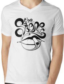 the stone Mens V-Neck T-Shirt