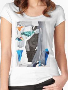 AC No.20 Women's Fitted Scoop T-Shirt