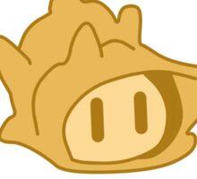 Save The Super Sea Snails LOGO Sticker