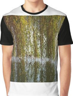 Curtains On The Water Graphic T-Shirt