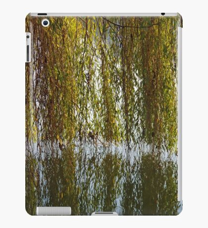 Curtains On The Water iPad Case/Skin