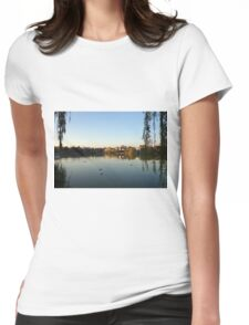 A Piece Of Nature Womens Fitted T-Shirt