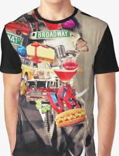 New York devoted Graphic T-Shirt