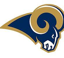 ST Louis Rams Football Club by iyos
