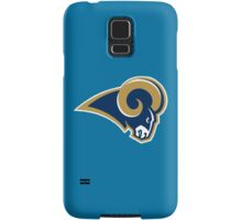 ST Louis Rams Football Club Samsung Galaxy Case/Skin