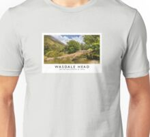 Wastdale Head (Railway Poster) Unisex T-Shirt