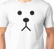 Dog Face Unisex T-Shirt