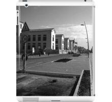 Ostia seafront: buildings iPad Case/Skin