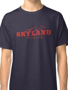 The X Files: Skyland Mountain  Classic T-Shirt