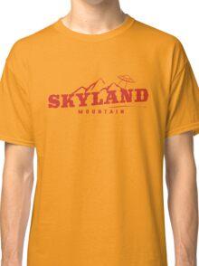 The X Files: Skyland Mountain  Classic T-Shirt