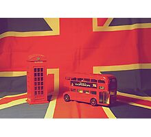 Best of British Photographic Print