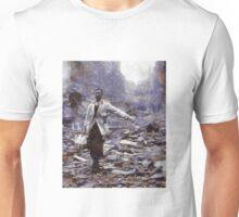Milkman of the Blitz by John Springfield Unisex T-Shirt