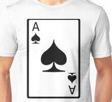 Ace of Spades Unisex T-Shirt