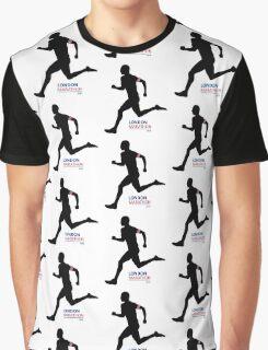 2016 London Marathon Graphic T-Shirt