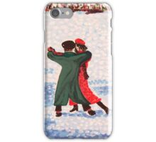 Snow Tango iPhone Case/Skin