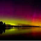 Northern Lights by Jim Cumming