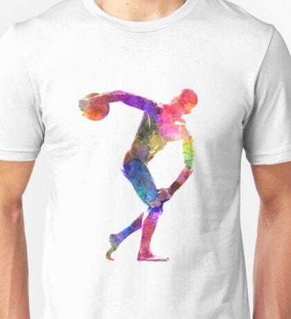 Discobolus Unisex T-Shirt